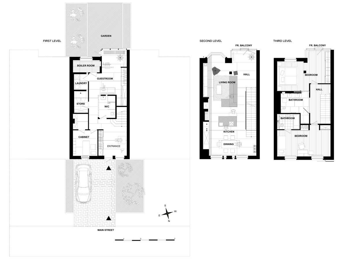 NNS Modern Apartment in Saint Petersburg by Mudrogelenko-19