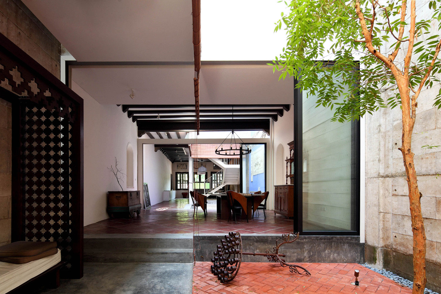 Neil Road Home With Traditional Peranakan Shophouses Theme