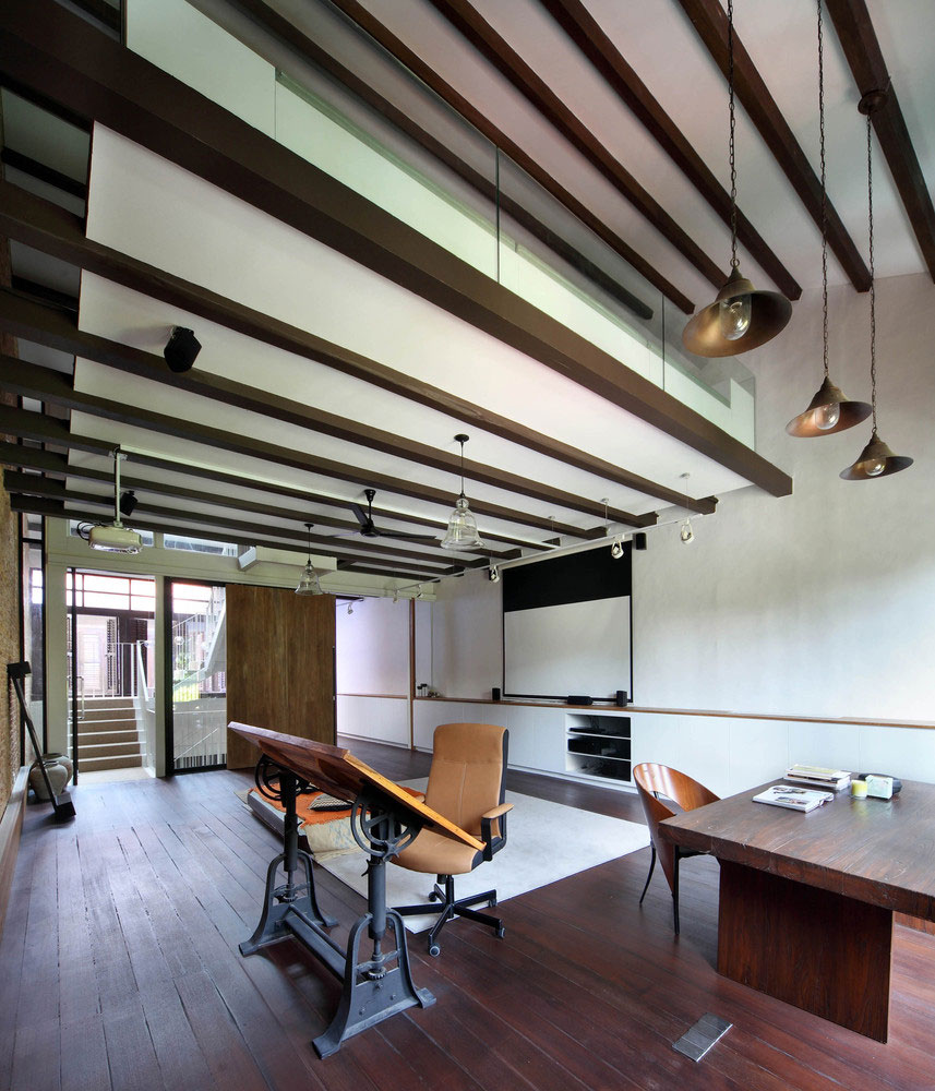Neil Road Home with Traditional Peranakan Shophouses Theme by ONG&ONG Pte Ltd-20
