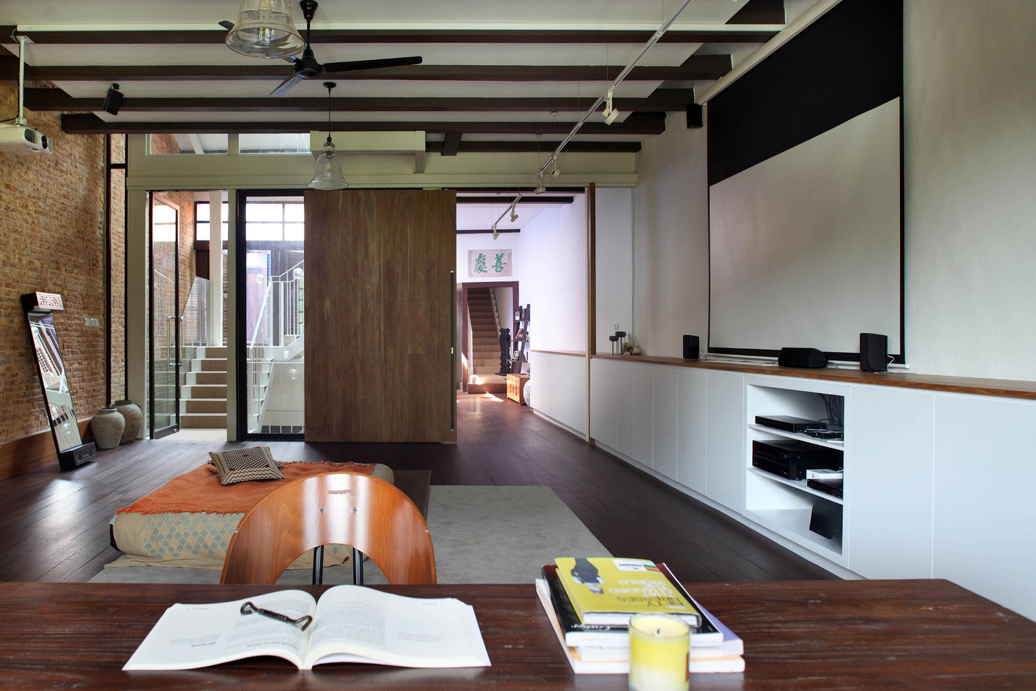 Neil Road Home with Traditional Peranakan Shophouses Theme by ONG&ONG Pte Ltd-22