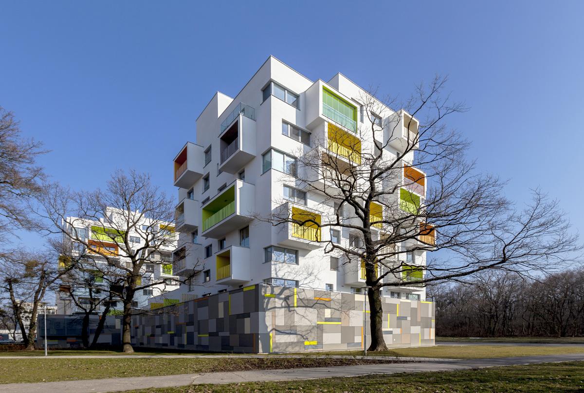 New Grove residential building by Architekti Šebo Lichý-02