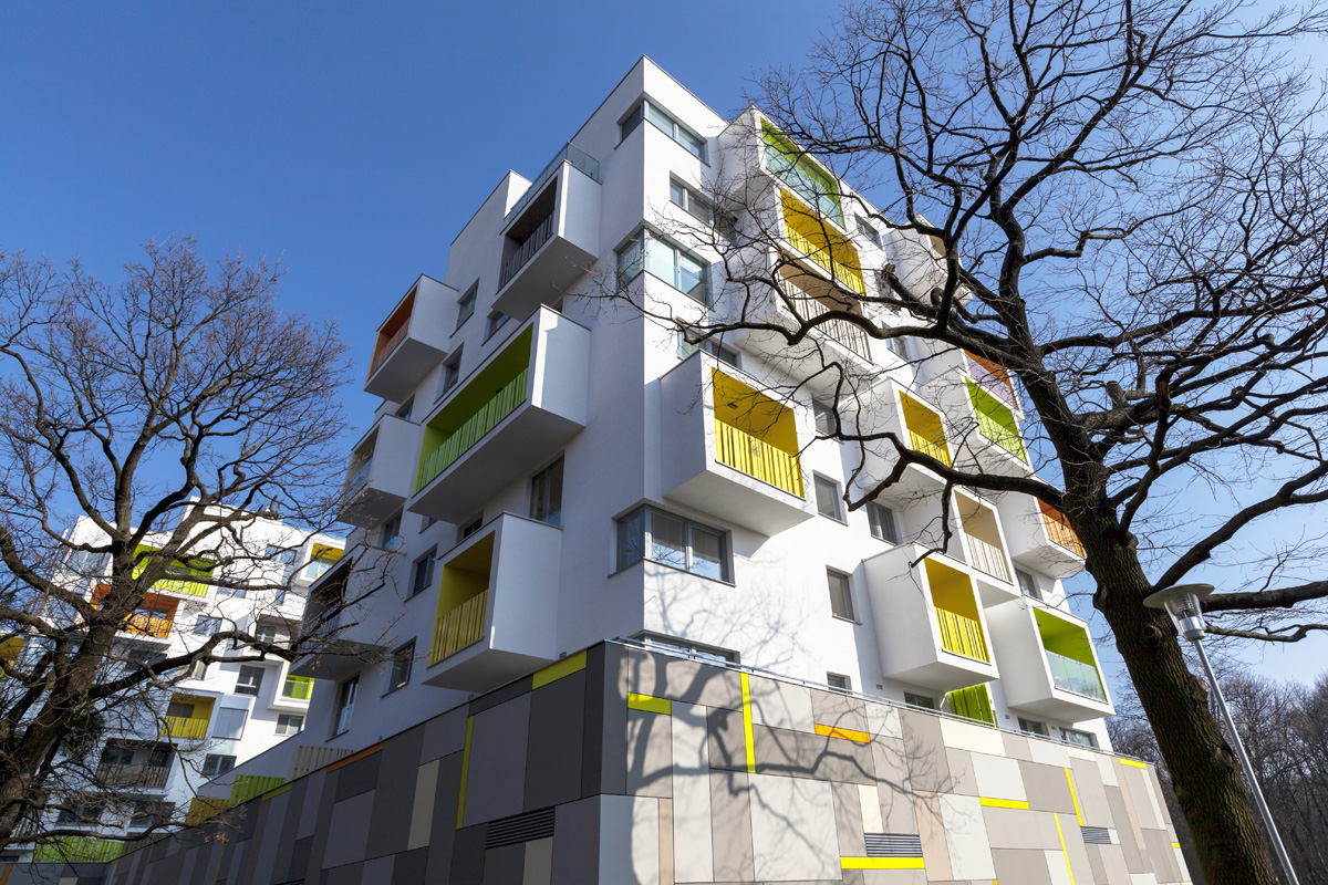 New Grove residential building by Architekti Šebo Lichý-03