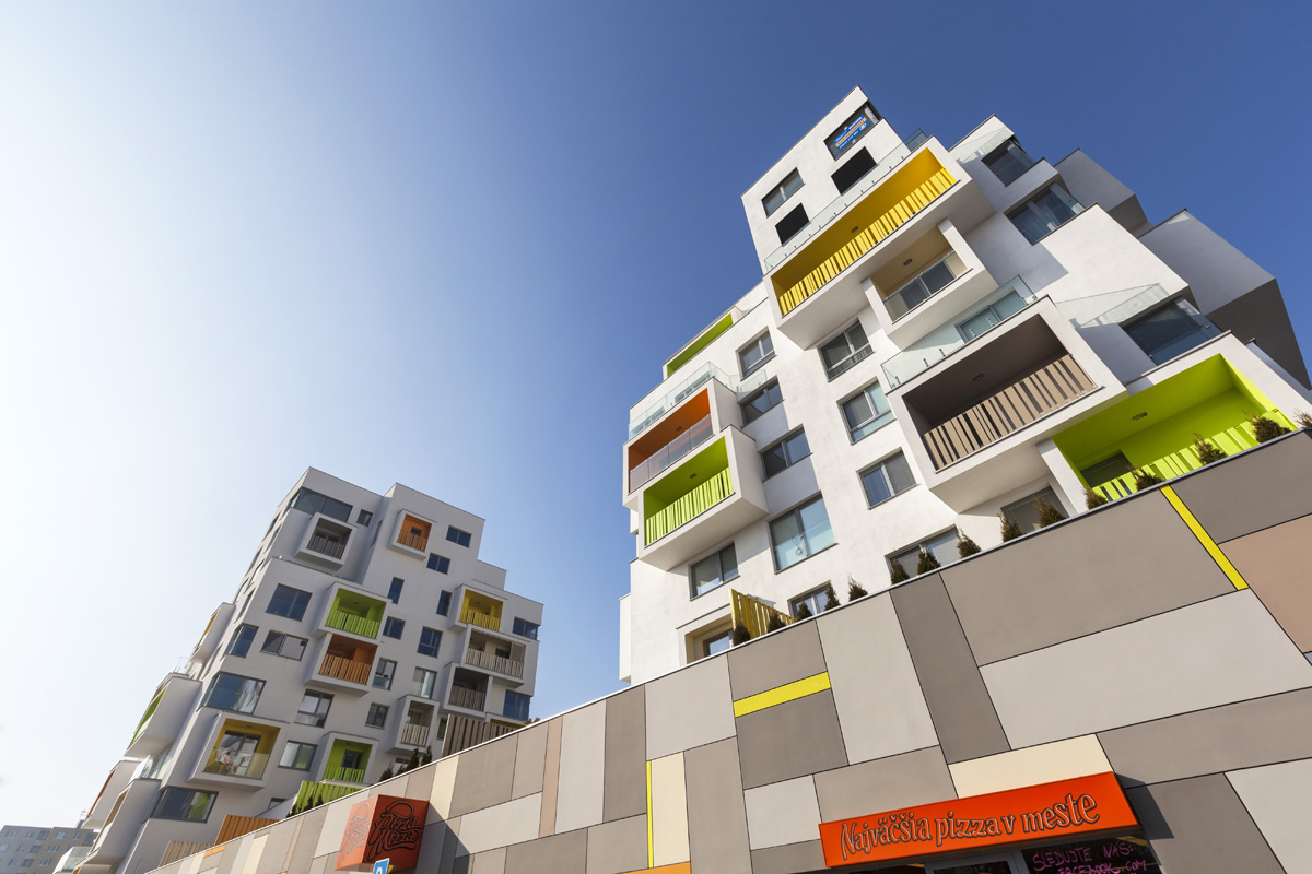 New Grove residential building by Architekti Šebo Lichý-04