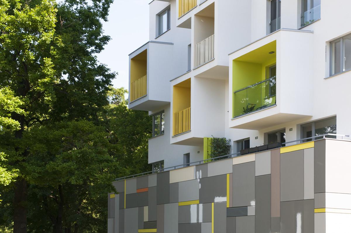 New Grove residential building by Architekti Šebo Lichý-06
