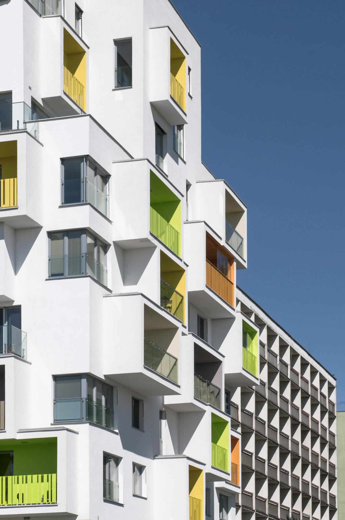 New Grove residential building by Architekti Šebo Lichý-07
