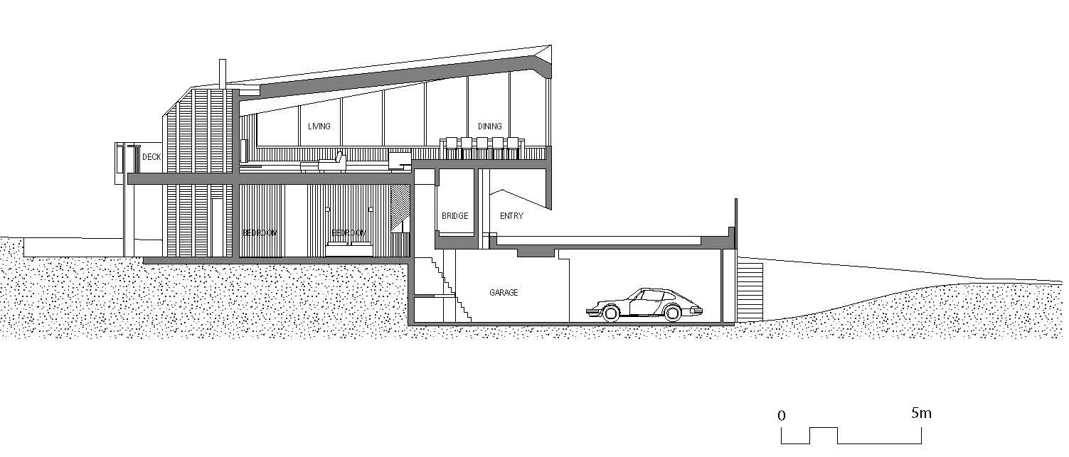 No Front or Back of Aireys House by Byrne Architects-16