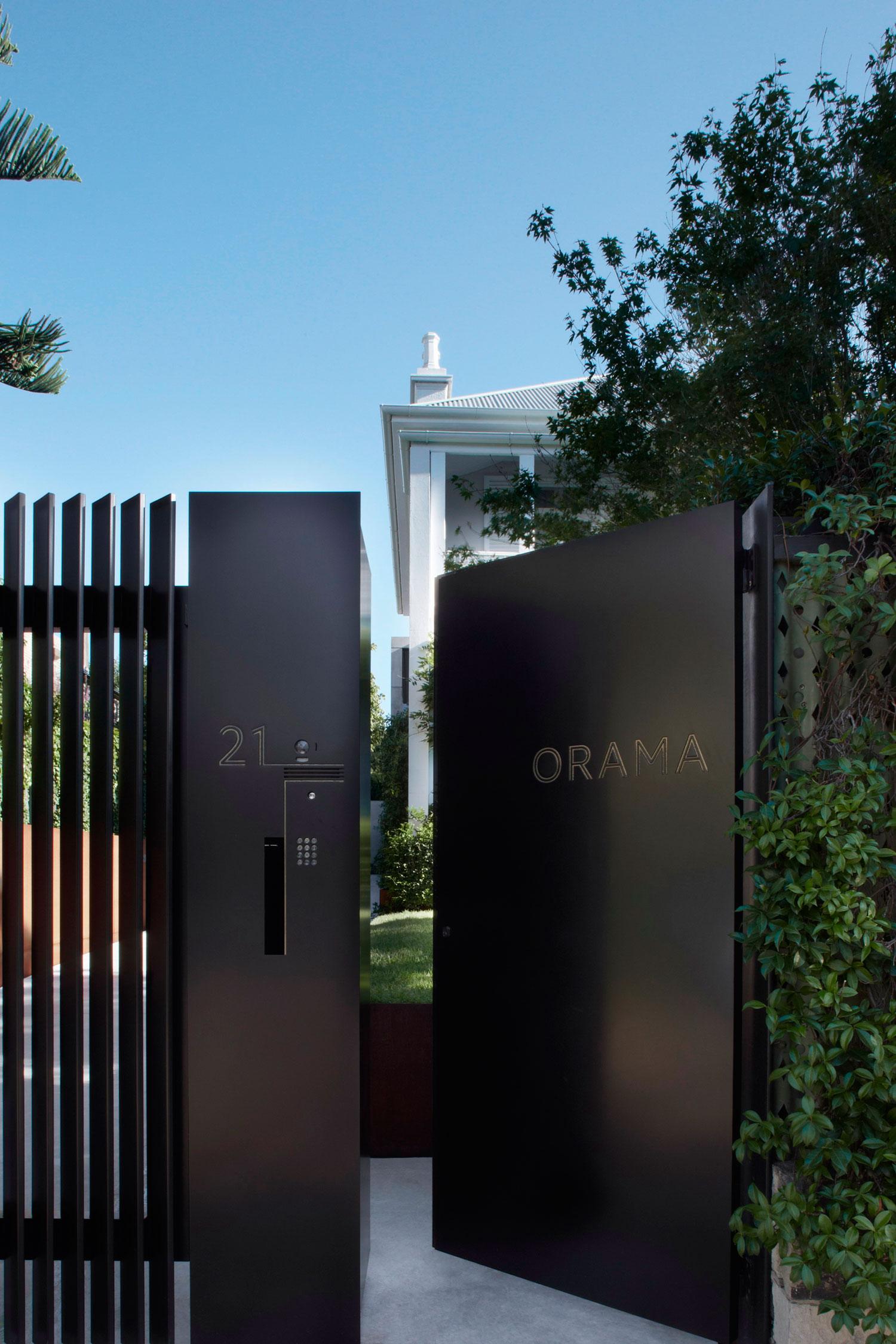 Orama Victorian House in Sydney Woollahra by Smart Design Studio-02