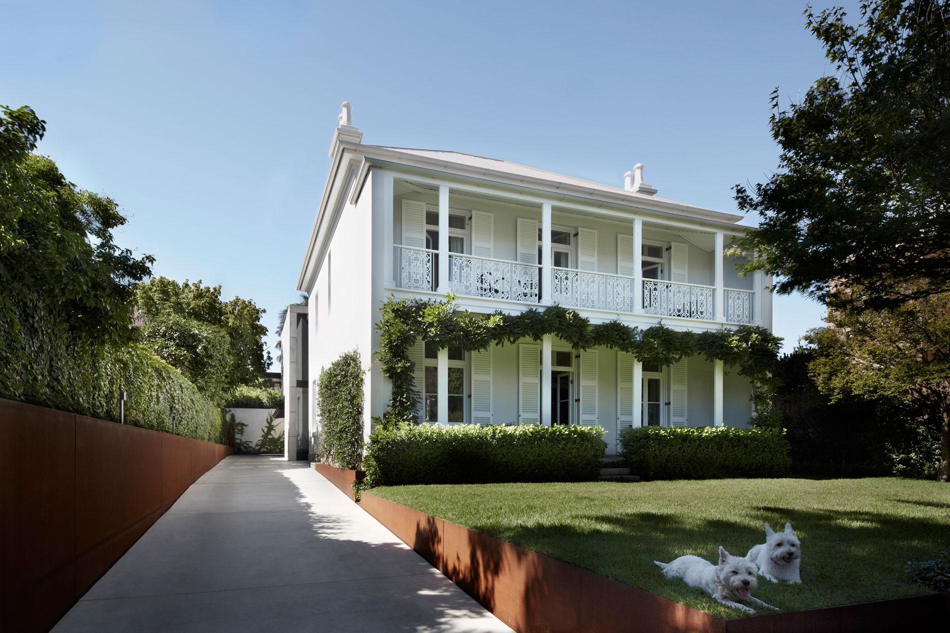 Orama Victorian House in Sydney Woollahra by Smart Design Studio-03