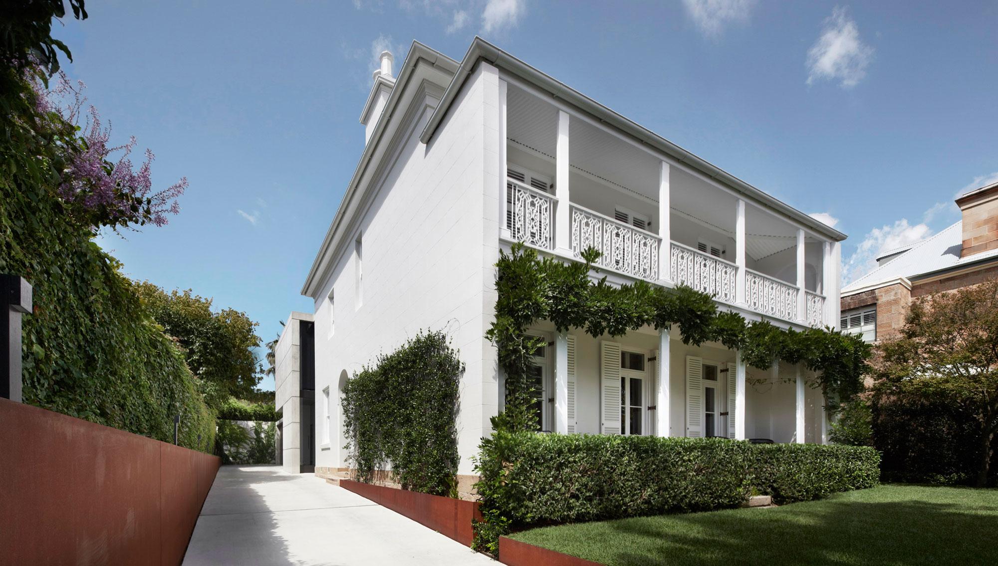 Orama Victorian House in Sydney Woollahra by Smart Design Studio-04