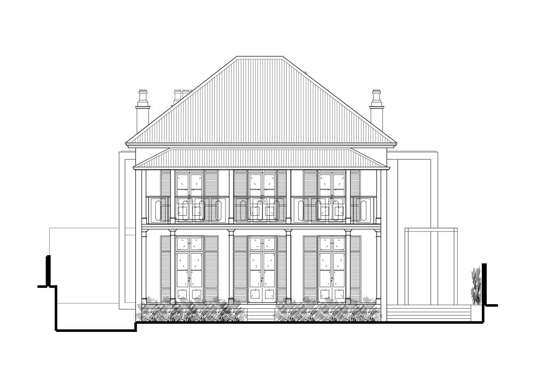 Orama Victorian House in Sydney Woollahra by Smart Design Studio-37