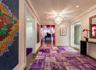 Park Avenue Contemporary Apartment by Pier, Fine Associates