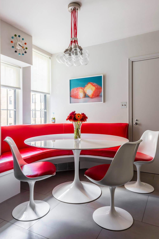 Park Avenue Contemporary Apartment by Pier, Fine Associates-07