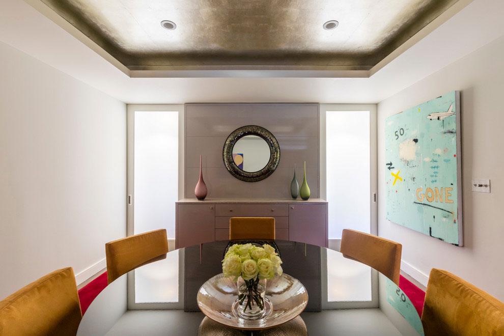 Park Avenue Contemporary Apartment by Pier, Fine Associates-09