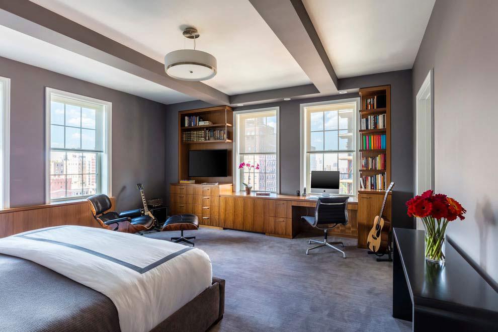 Park Avenue Contemporary Apartment by Pier, Fine Associates-10
