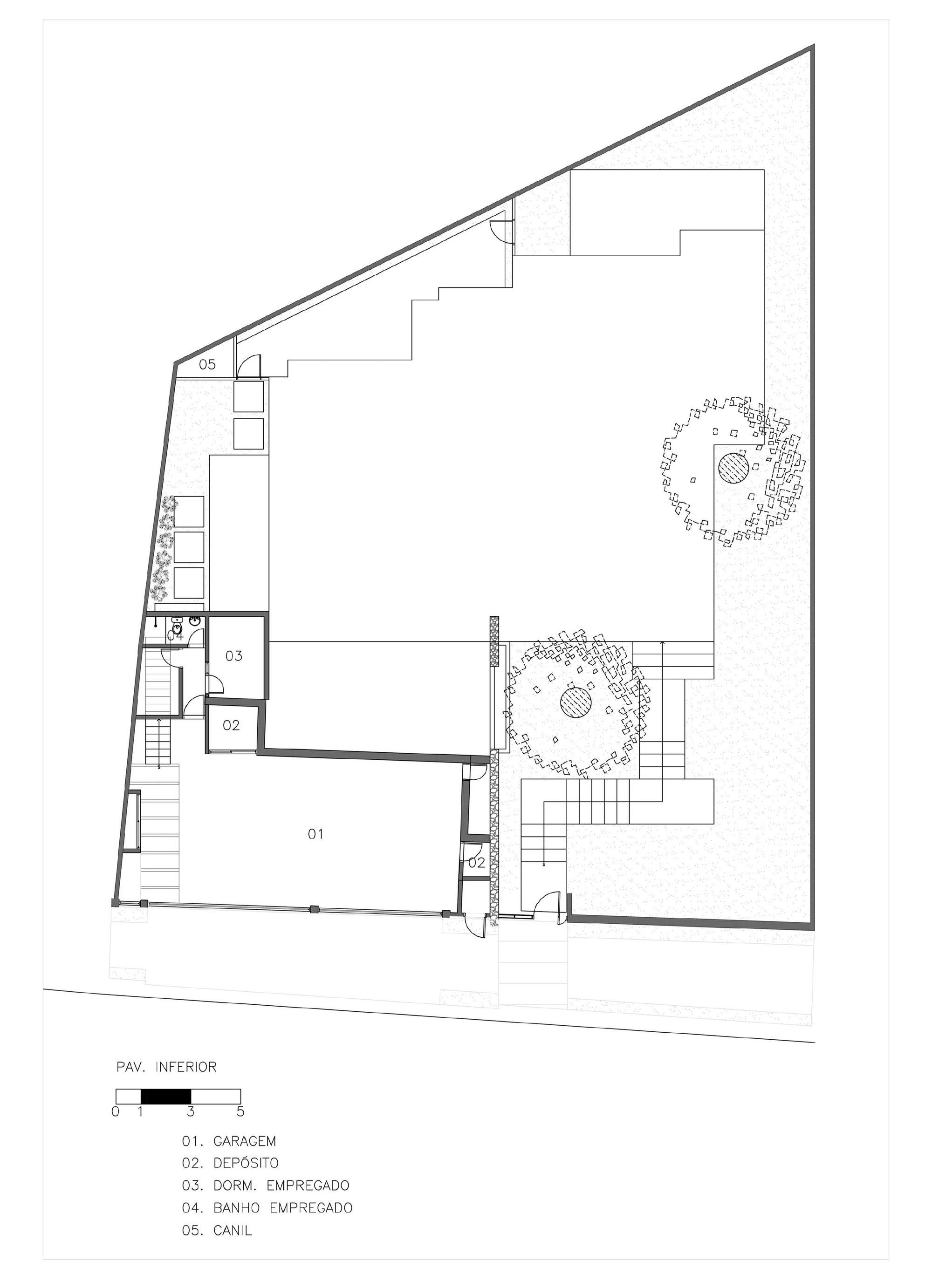 Pau Brasil House by Vasco Lopes Arquitetura-14