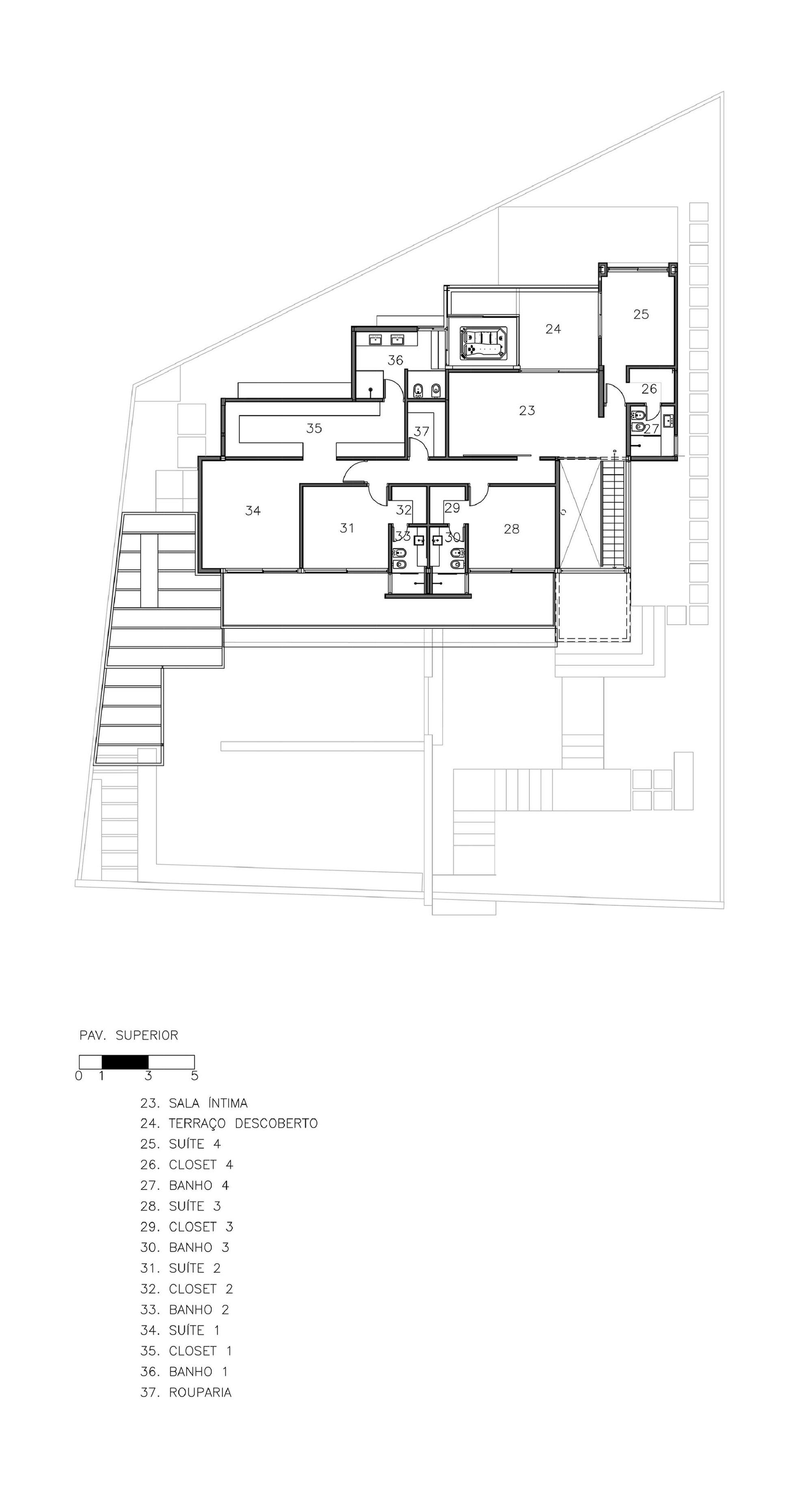 Pau Brasil House by Vasco Lopes Arquitetura-16