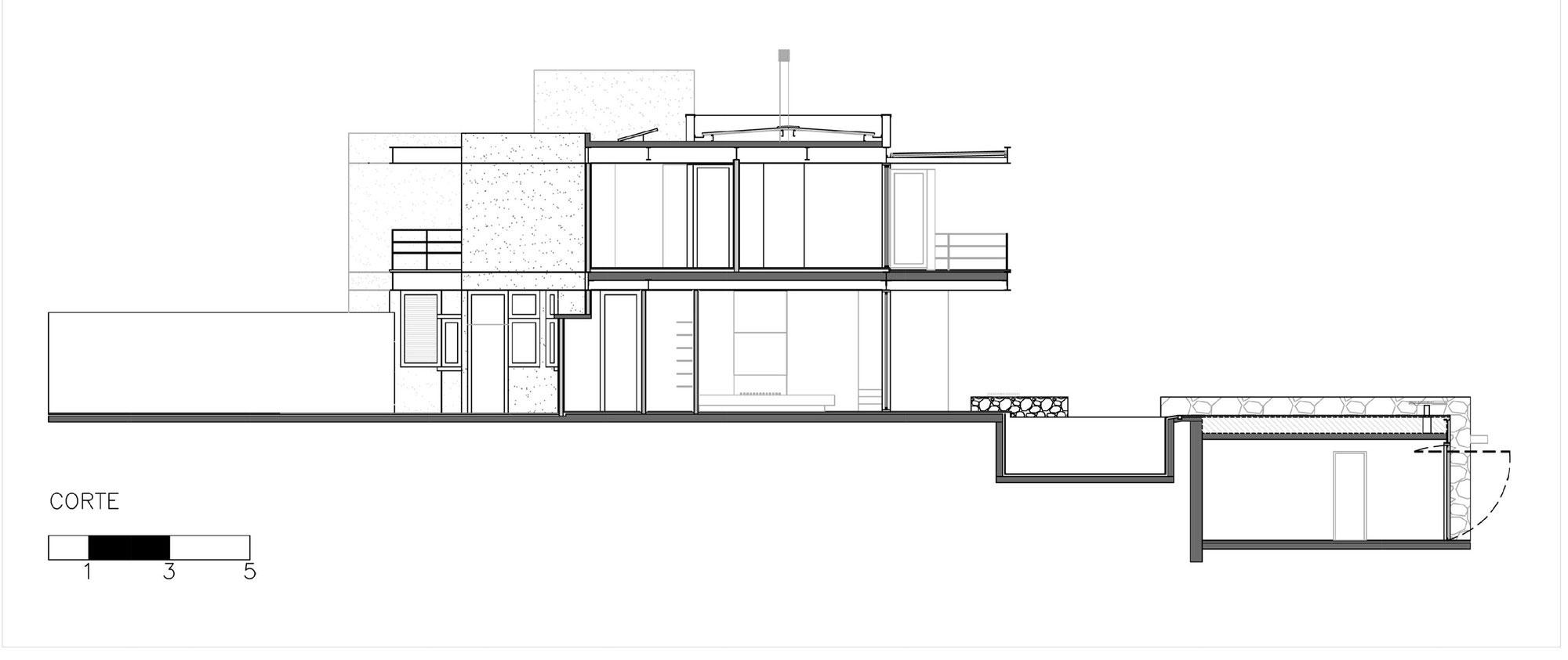 Pau Brasil House by Vasco Lopes Arquitetura-17