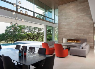 Retrospect Vineyards Residence in Windsor by Swatt Miers Architects