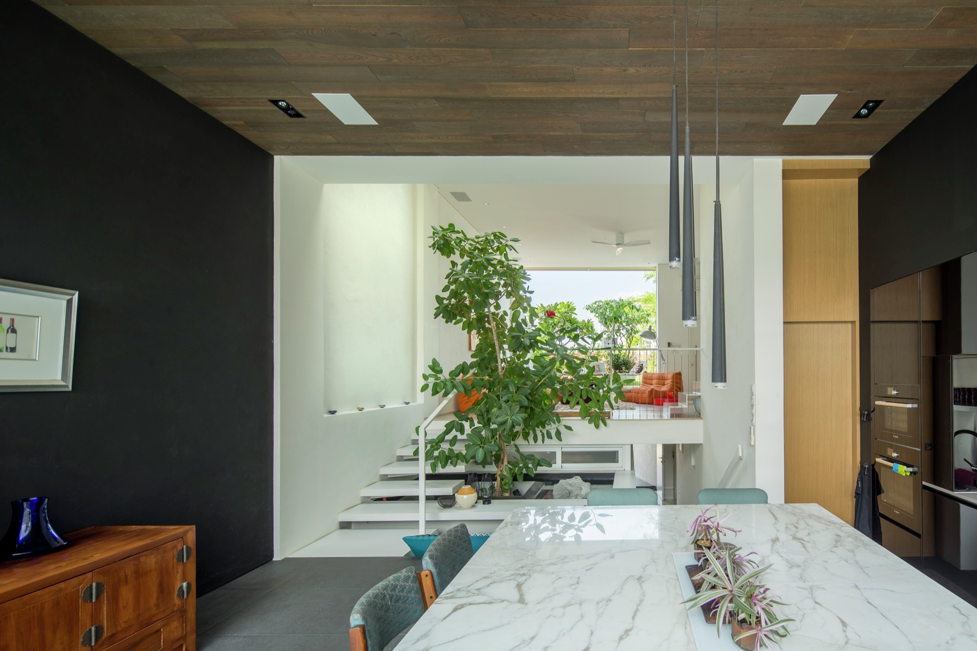 Rienzi Home in Singapore by A D LAB-03