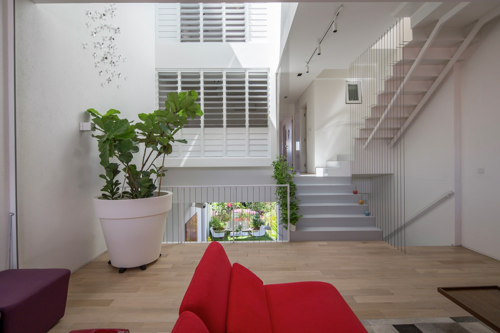 Rienzi Home in Singapore by A D LAB-04