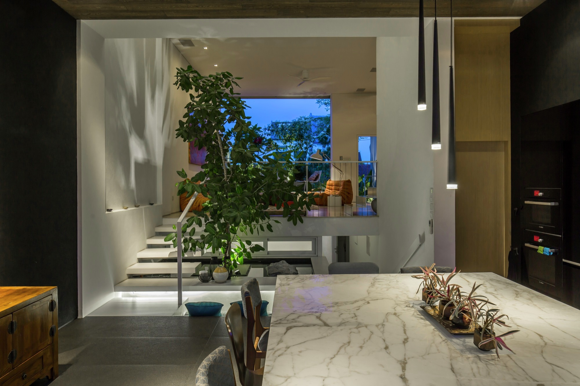 Rienzi Home in Singapore by A D LAB-10