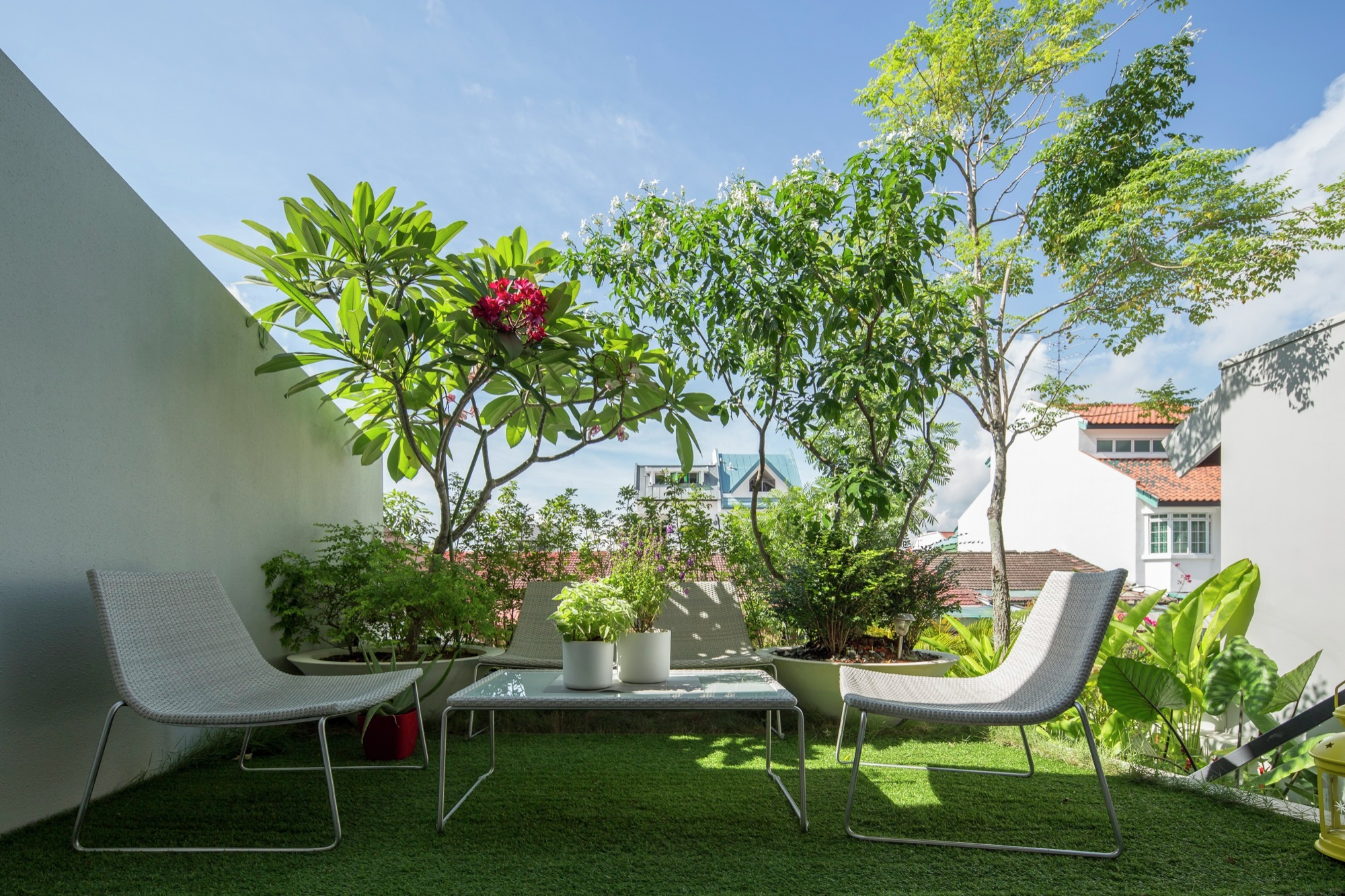 Rienzi Home in Singapore by A D LAB-13