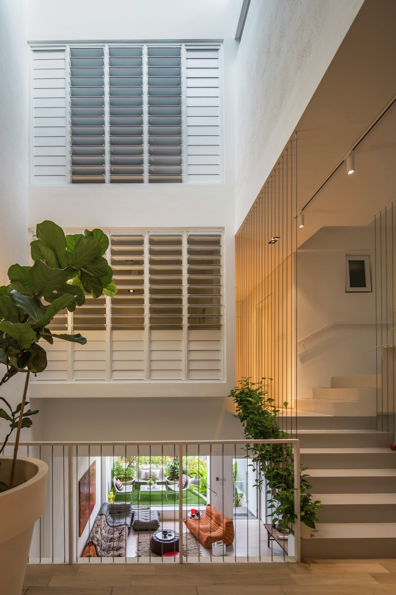 Rienzi Home in Singapore by A D LAB-15