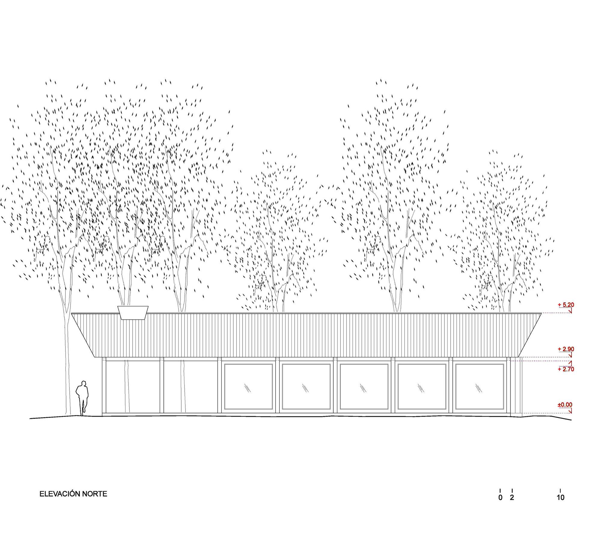 Rustic Barn House near Lake Ranco by Estudio Valdés Arquitectos-15
