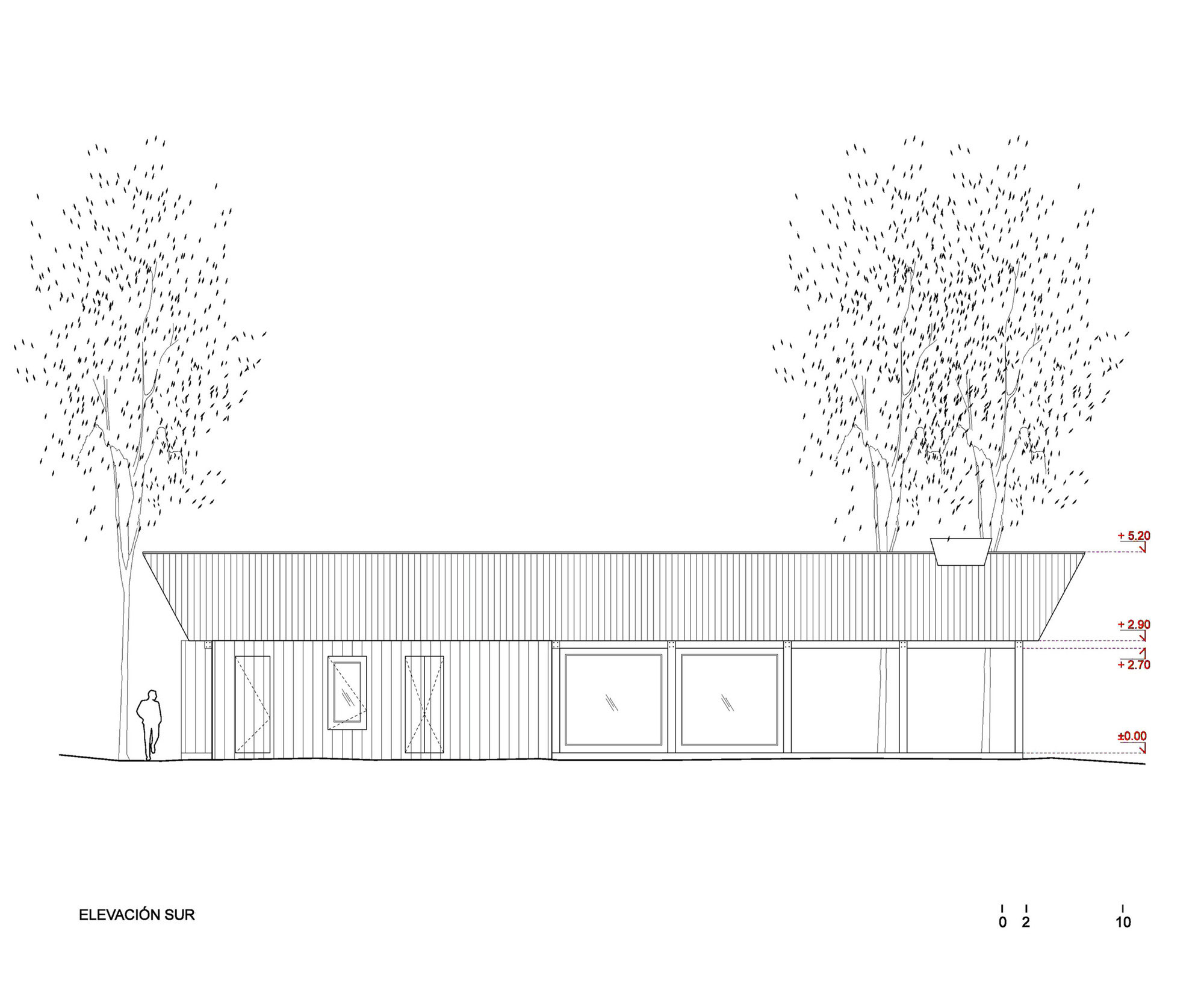 Rustic Barn House near Lake Ranco by Estudio Valdés Arquitectos-16
