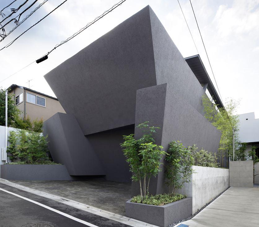 SRK Home in Meguro, Japan by Artechnic-01