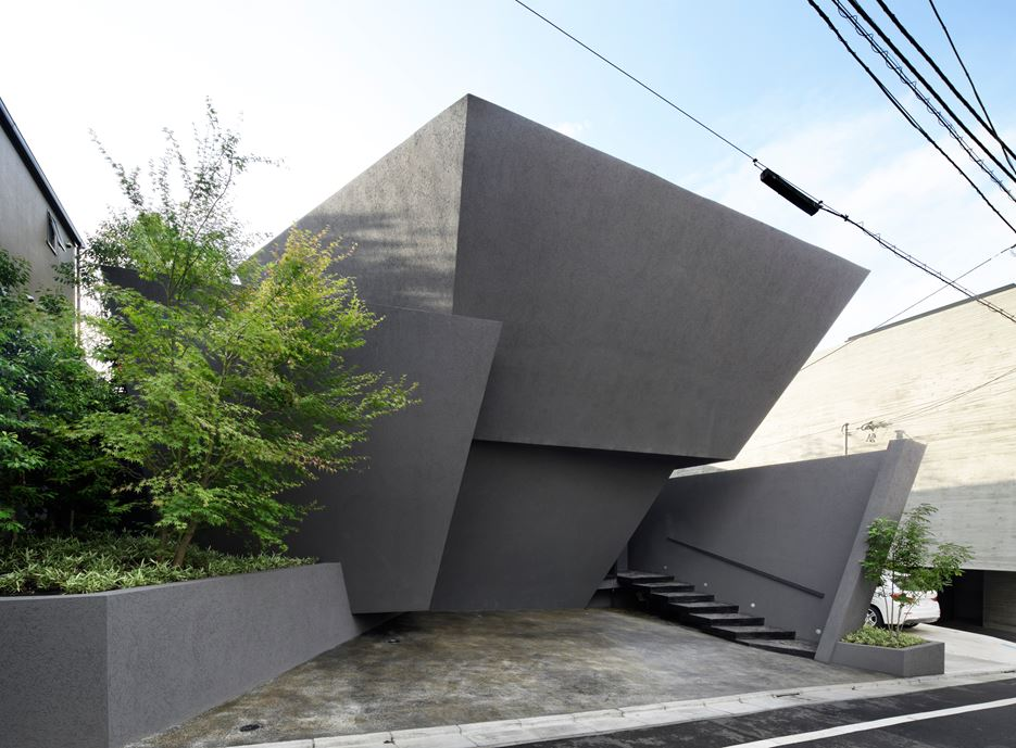 SRK Home in Meguro, Japan by Artechnic-02