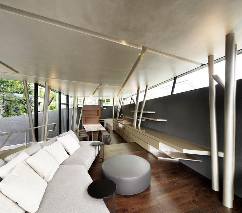 SRK Home in Meguro, Japan by Artechnic-03