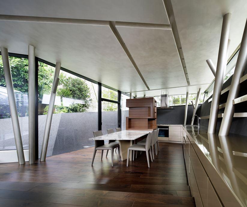 SRK Home in Meguro, Japan by Artechnic-04