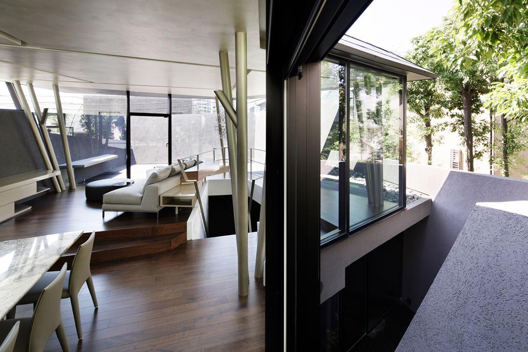 SRK Home in Meguro, Japan by Artechnic-06