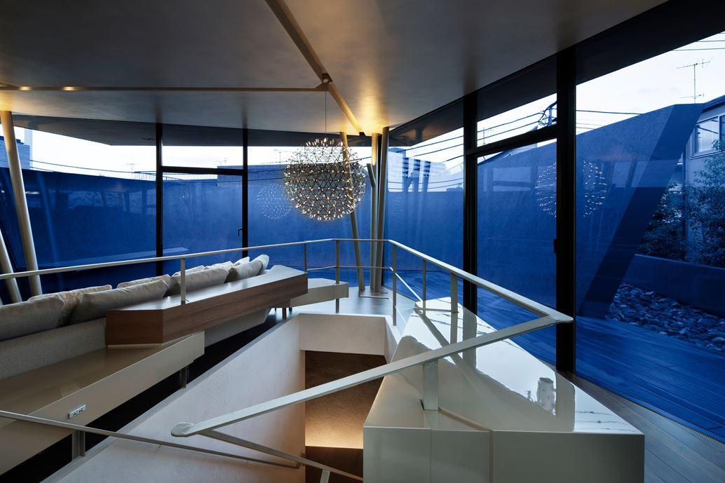 SRK Home in Meguro, Japan by Artechnic-10