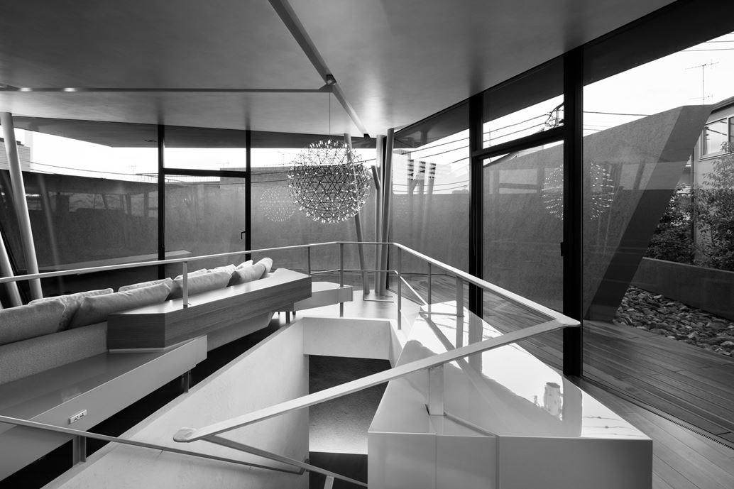 SRK Home in Meguro, Japan by Artechnic-11