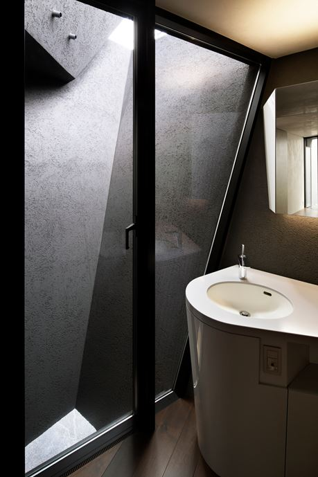 SRK Home in Meguro, Japan by Artechnic-16