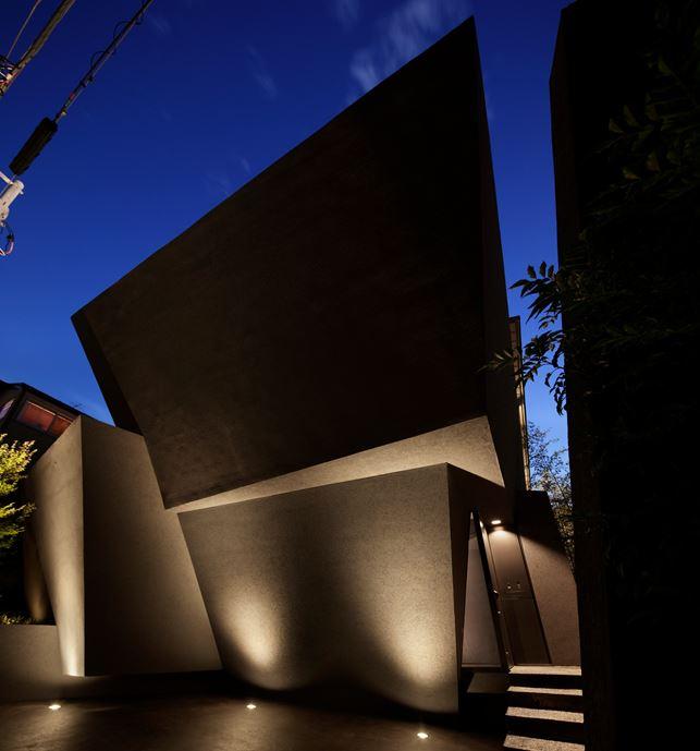 SRK Home in Meguro, Japan by Artechnic-26