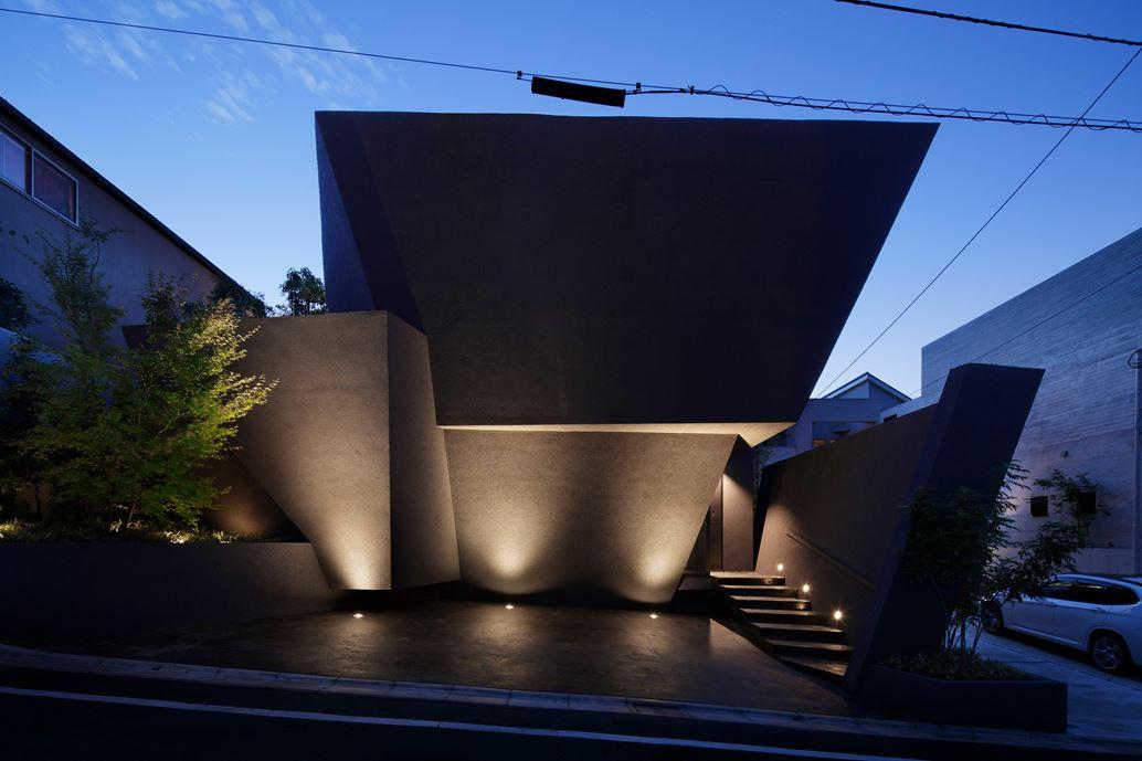 SRK Home in Meguro, Japan by Artechnic-27