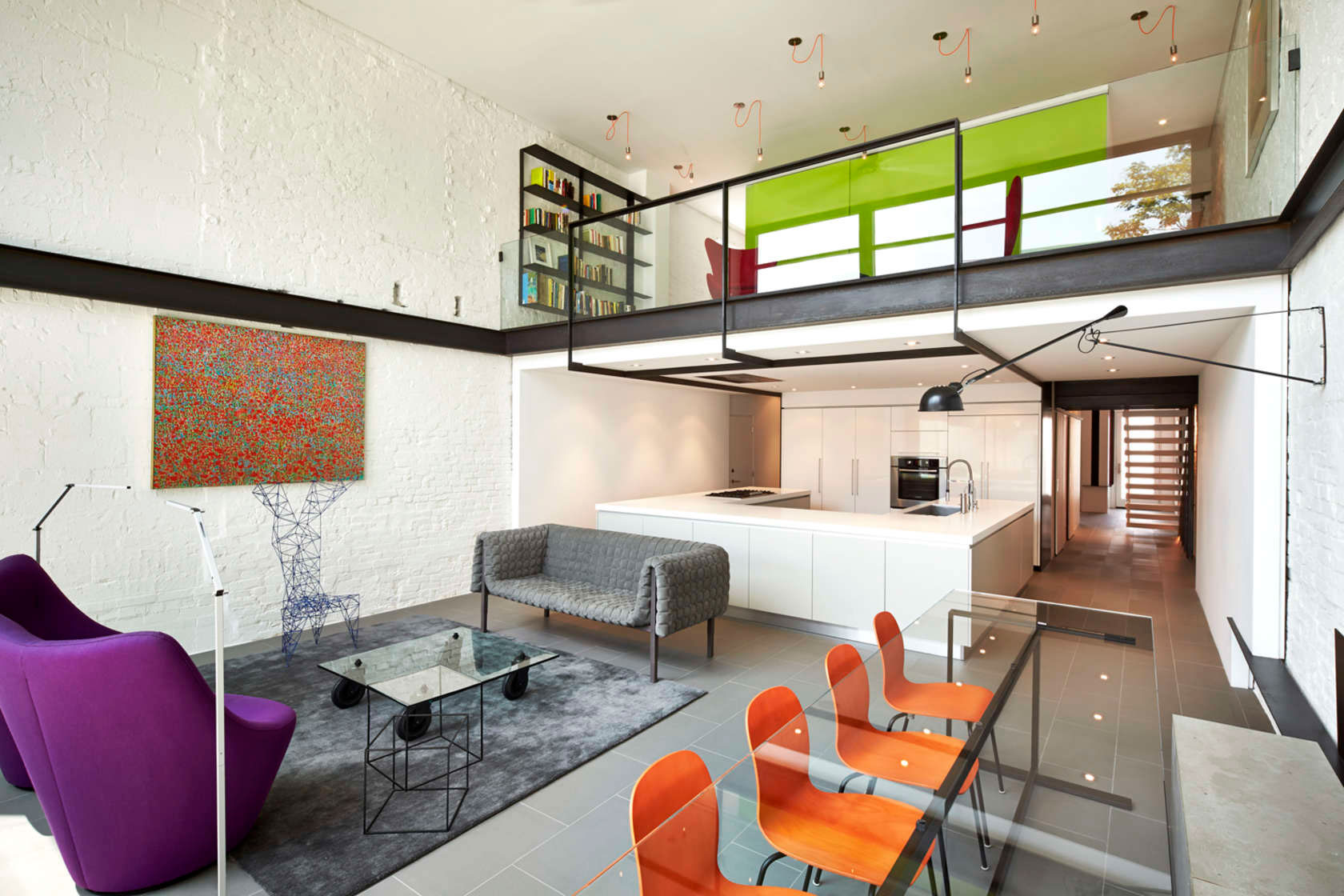 Salt and Pepper House in Washington, D.C. by KUBE Architecture-04