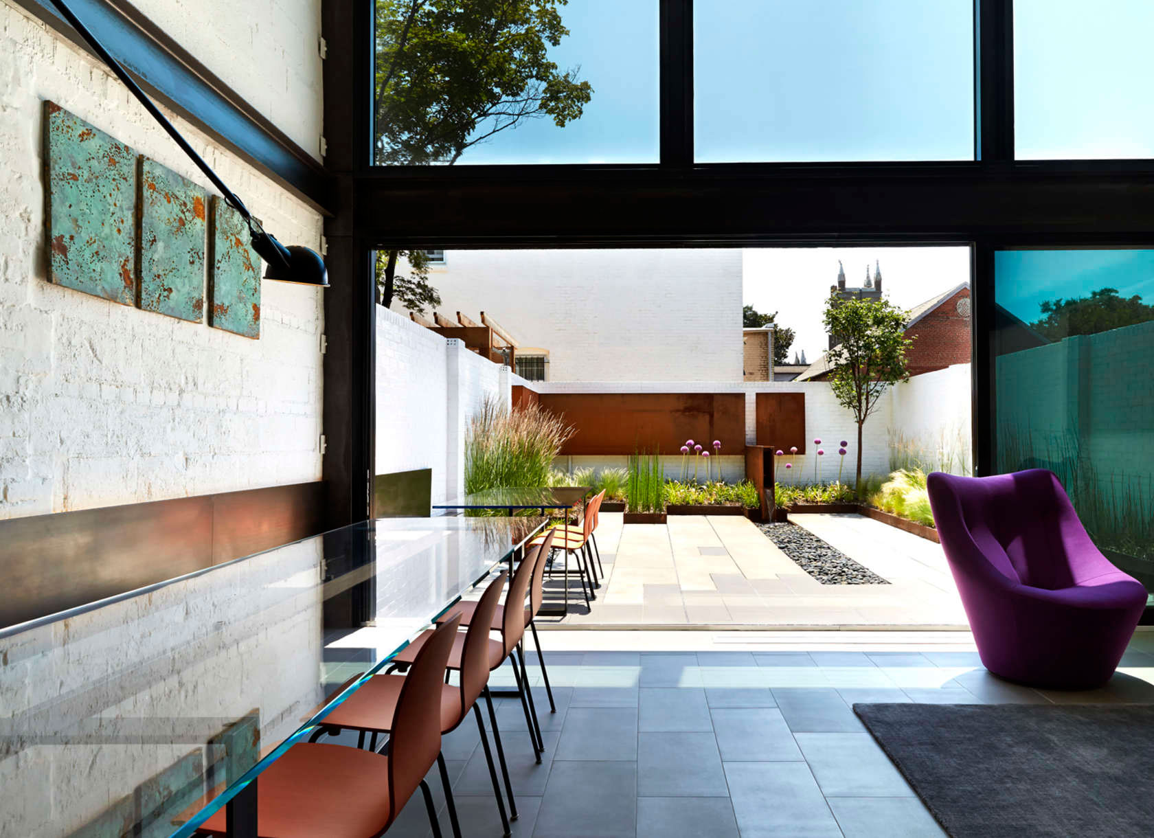 Salt and Pepper House in Washington, D.C. by KUBE Architecture-05