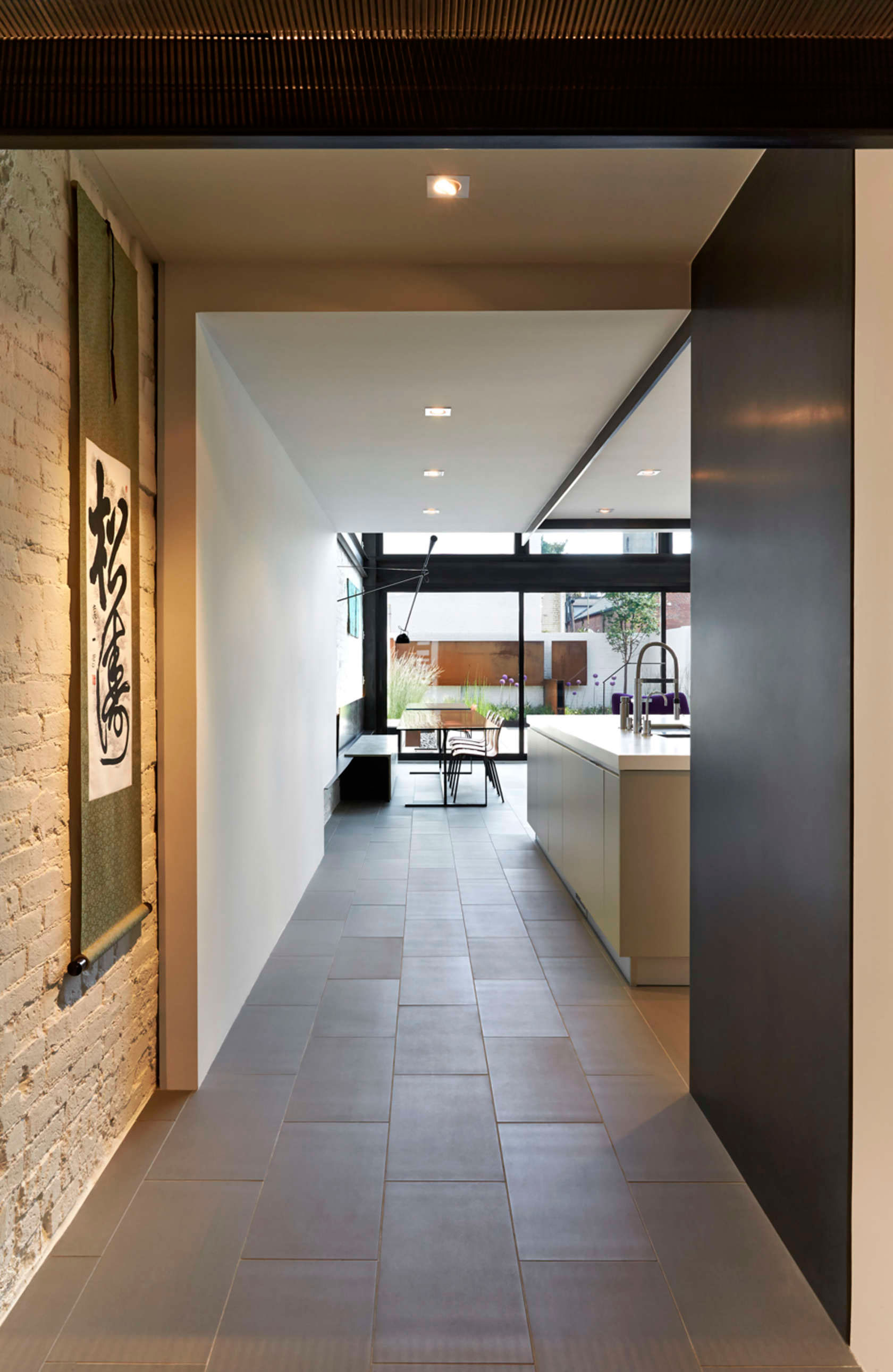 Salt and Pepper House in Washington, D.C. by KUBE Architecture-07