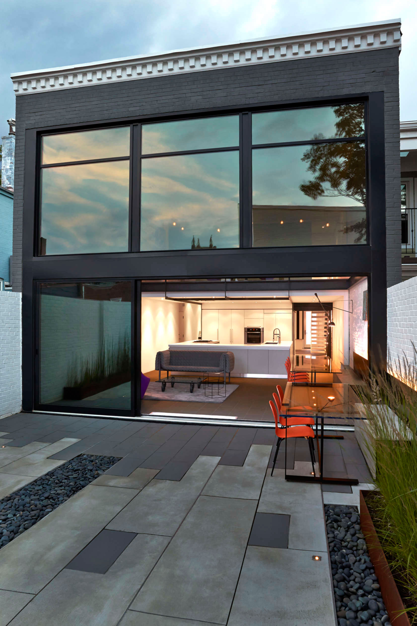 Salt and Pepper House in Washington, D.C. by KUBE Architecture-24