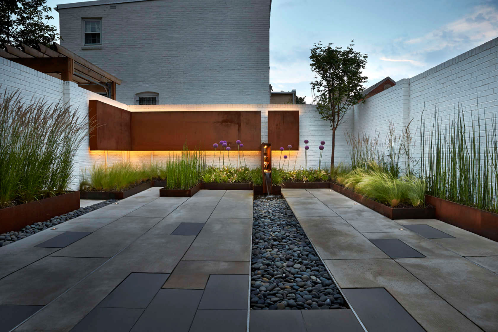 Salt and Pepper House in Washington, D.C. by KUBE Architecture-27