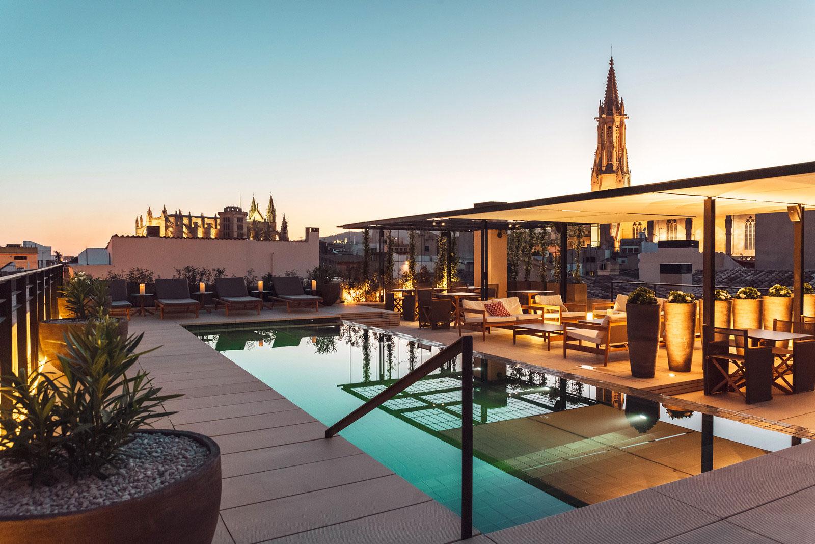 San francesc hotel in palma de mallorca caandesign for Kenay home mallorca