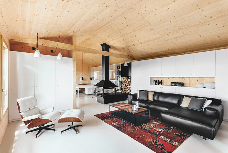 Sant Cugat Wood Studio House by Dom Arquitectura-06