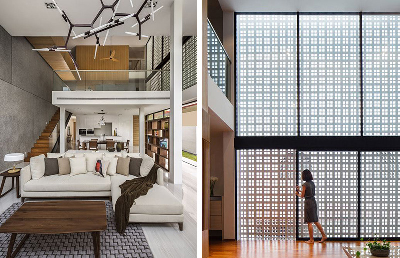 Screen House in Singapore by Materium-01