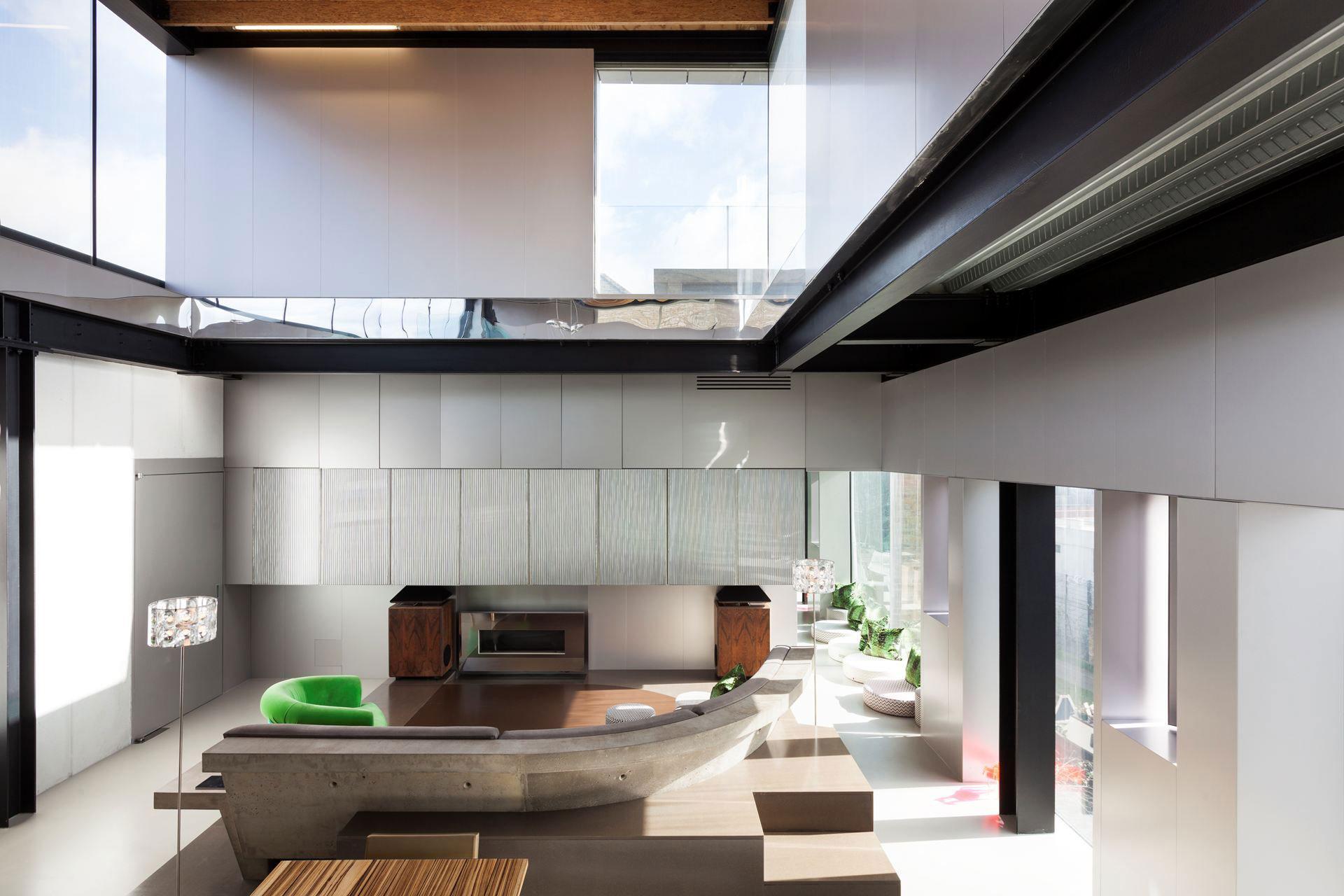 Silverlight Home in West London by Adjaye Associates-01