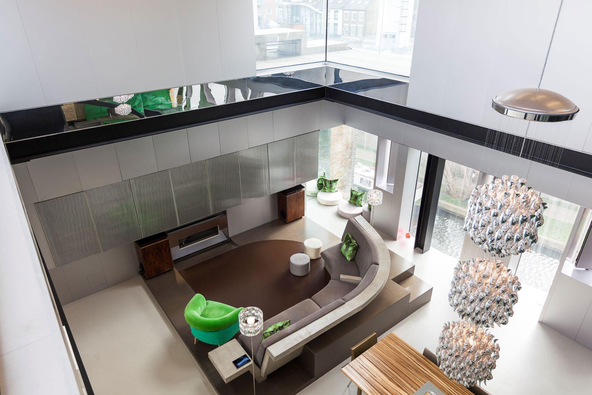 Silverlight Home in West London by Adjaye Associates-02