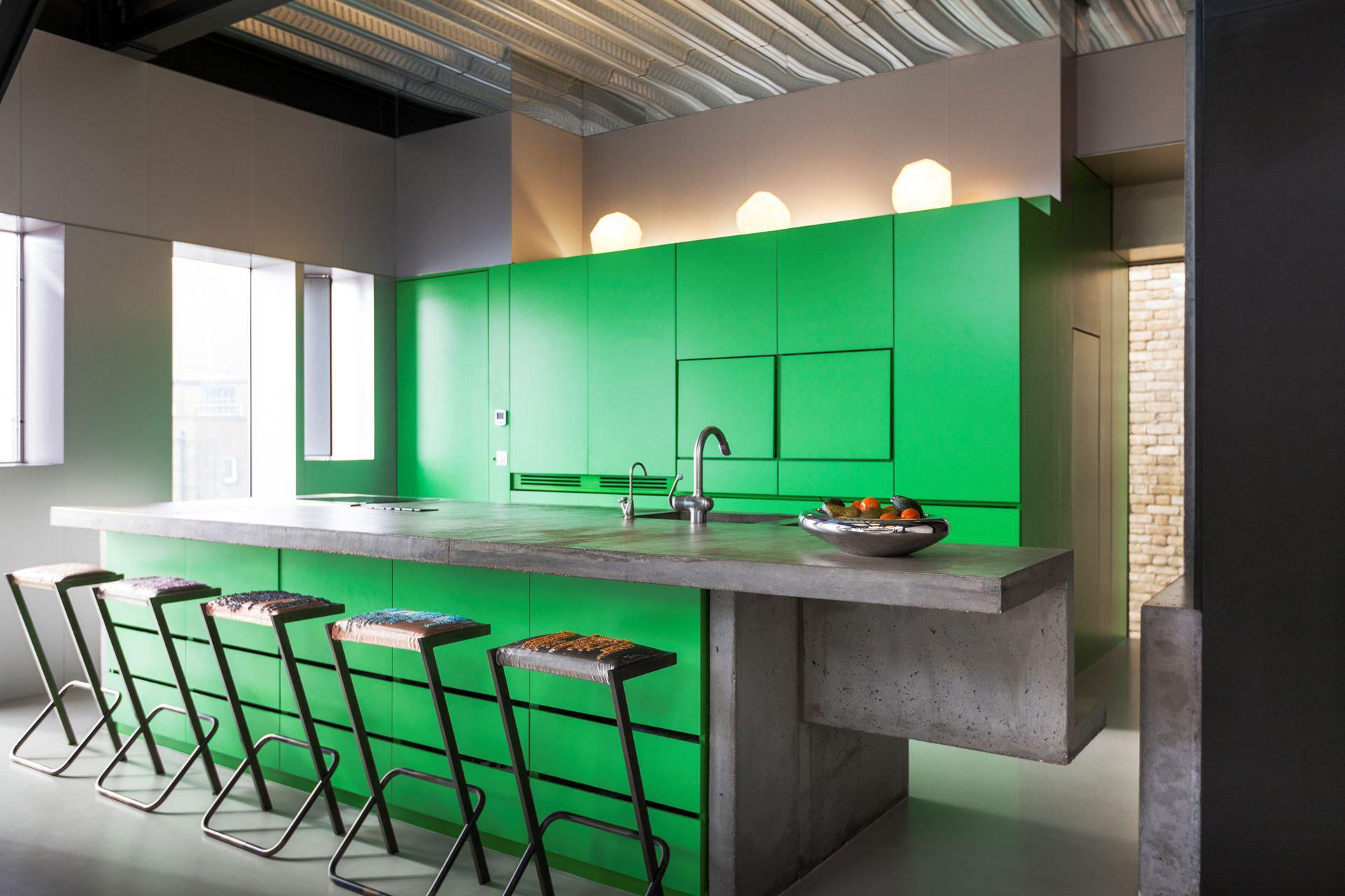 Silverlight Home in West London by Adjaye Associates-05